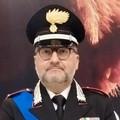 Il sottotenente Angiulli al comando del NOR di Vimercate