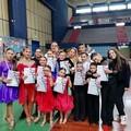 Due titoli regionali di danza sportiva per l'Asd Revolution Dance