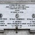 A Prascorsano una strada alla memoria di Domenico De Palo, giovane partigiano ruvese