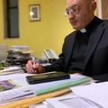Don Giuseppe Pischetti parroco della parrocchia Immacolata