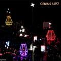 E luce fu... luci e suoni d'artista ha dato il via alle festività natalizie