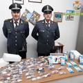 Prodotti contraffatti, la Finanza effettua 60 denunce e sequestra milioni di articoli