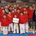 Olympia Grifo, venti medaglie al V Open Nazionale della Magna Grecia