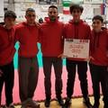 Ju Jitsu, quattro medaglie per l'Olympia Grifo all'Open d'Italia