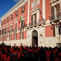 I gilet arancioni domani a Roma