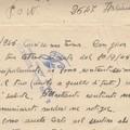 Un soldato ruvese scrive a sua moglie, la lettera del '45 in vendita su Ebay