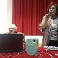 Sabatini a Ruvo: non è corretto accettare l'aggettivo petaloso nella lingua italiana