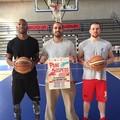 La Talos Basket in campo per il sociale