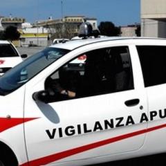 Minaccia sventata dalla vigilanza Apulia?