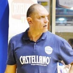 Marco Di Stefano lascia la panchina del Tecnoswitch basket