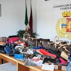 Merci contraffatte, più di 11 milioni di prodotti sequestrati in Puglia