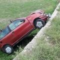 Si schianta in corso Jatta con l'auto rubata. Poi fugge a piedi