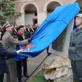 Inaugurazione monumento Monumento ai Caduti in tempo di pace e guerra, all'inaugurazione c'è anche Ruvo