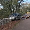 Incidente nella campagna ruvese, due veicoli coinvolti