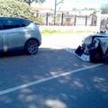 Scontro tra automobili sulla Ruvo - Terlizzi