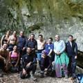 Scambi di visite ed esplorazioni nelle Murge, con Il Gruppo Speleologico Ruvese