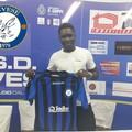 Calcio, Jallow Alieu vestirà la maglia della Ruvese