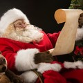 Oggi per i più piccoli la consegna delle letterine a Babbo Natale