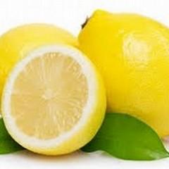 Sale e limone contro le macchie di ruggine