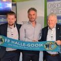 Max Bellarte nuovo allenatore dell'Halle Gooik