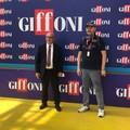 Michele Pinto alla corte del Giffoni per i primi Stati Generali del Cinema
