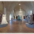 Abiti maschili del '700 della Casa-Museo Jattain mostra al Castello Svevo di Bari