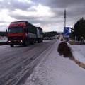 Autotrasportatori del nord soccorsi sulla provinciale 85 Ruvo-Corato-Bisceglie