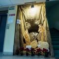 """Il  """"presepe della legalità """" a Ruvo di Puglia creato con i materiali di scarto"""