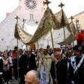 Festa dell'Ottavario del Corpus Domini con sole celebrazioni liturgiche