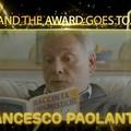 Apulia Web Fest 2020 assegna oltre 40 premi. Miglior Attore Francesco Paolantoni