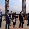 """Inaugurato il parco del belvedere  """"Sandro Pertini """", «Dedicato ai bambini»"""