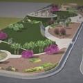 Un nuovo parco urbano sull'extramurale Pertini, al via i lavori