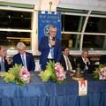 Anche il Sindaco Chieco alla cerimonia del passaggio del martelletto del Rotary Club di Molfetta