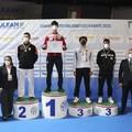 Karate, podio per l'atleta ruvese Davide Iurilli