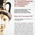 Ruvo e la Francia, a Parigi due giorni di studio sulla Rubi Antiqua