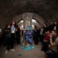 E qui si balla: la Grotta di San Cleto scenografia naturale per la danza New Butoh