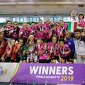 Bellarte, scudetto-capolavoro con la Futsal Salinis Margherita