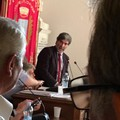 Pasquale Chieco ritira il premio internazionale Livatino