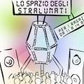 """In piazza Matteotti  """"Lo spazio degli stralunati """""""