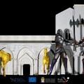 """""""Aspettando la Disfida"""", il Videomapping sulla facciata della Basilica del S. Sepolcro"""