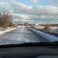 La neve dà tregua ma il problema è il ghiaccio sulle strade di Corato e Ruvo di Puglia