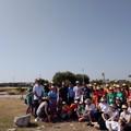 Cala San Giacomo ripulita dai rifiuti: da Ruvo di Puglia a Molfetta a tutela dell'ambiente