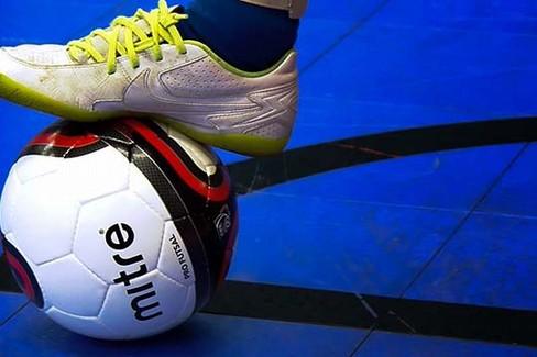 Calcio a 5. <span>Foto Giuseppe Tedone</span>