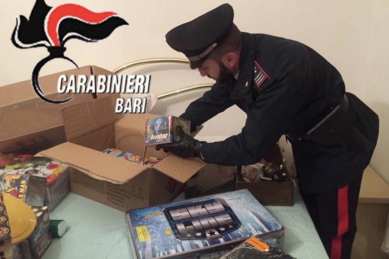 Carabinieri Fuochi d'Artificio