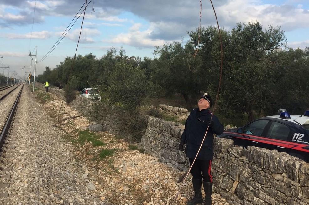 rame carabinieri