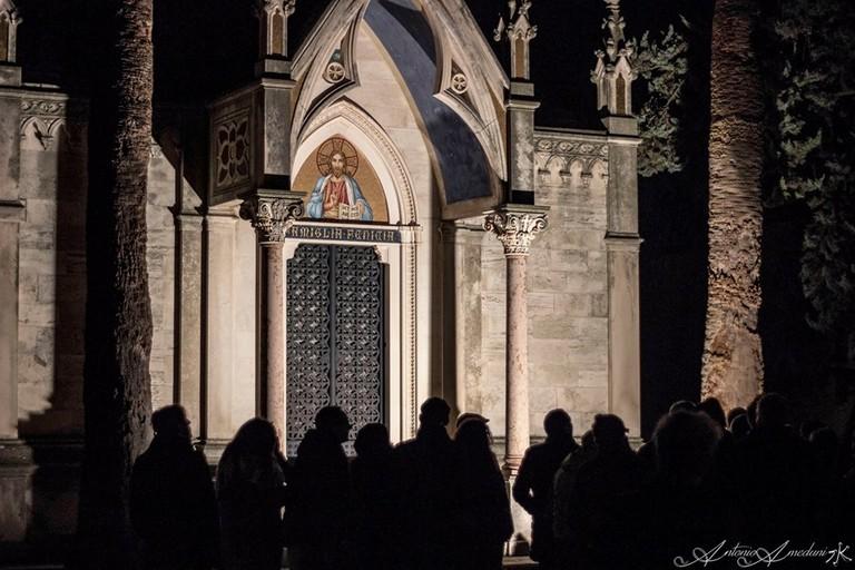 Cimitero Monumentale Ruvo di Puglia. <span>Foto Antonio Amenduni </span>