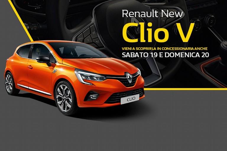 Gruppo Marino - Nuova Clio V