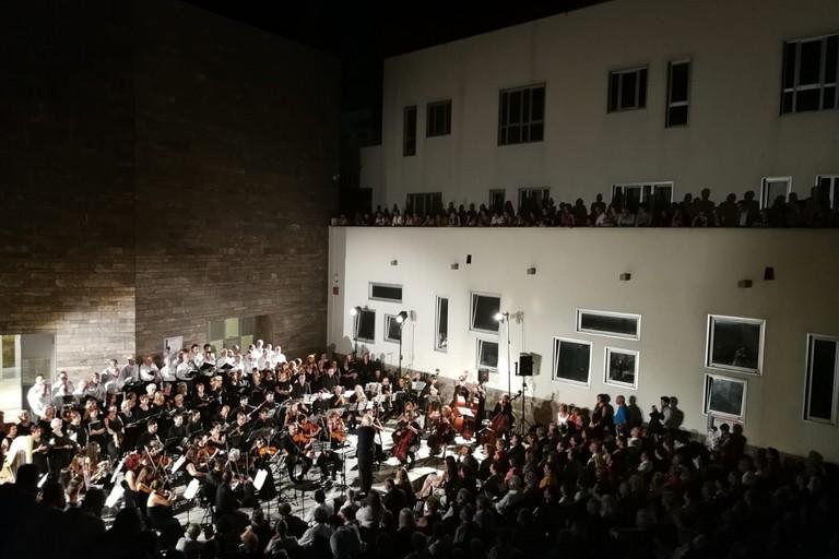 Concerti verdiani a Molfetta