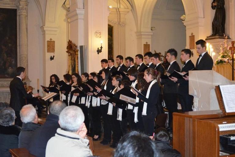 Associazione corale polifonica Michele Cantatore