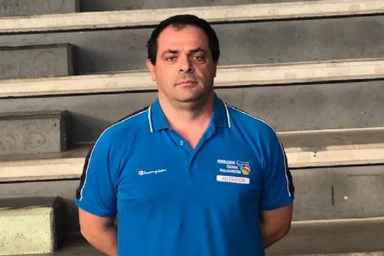 Coach Dimitri Patella